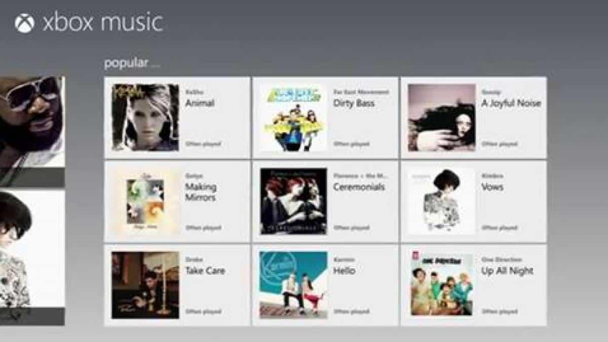 Microsoft lança concorrente à iTunes Store