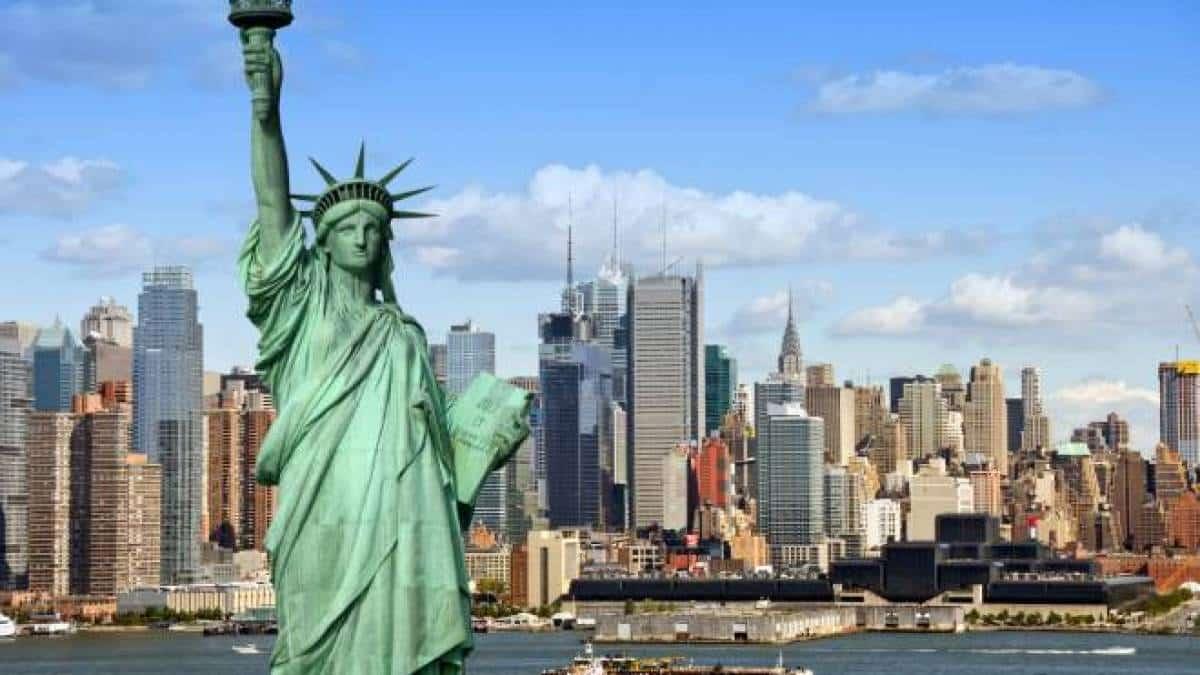 Passagens Aéreas ida e volta para Nova York a partir de R$ 2.353