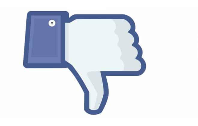 """Facebook começa a testar o botão """"dislike"""""""