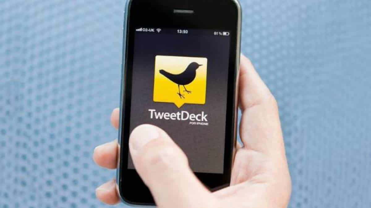 TweetDeck mobile