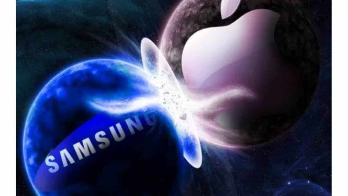 apple x samsung