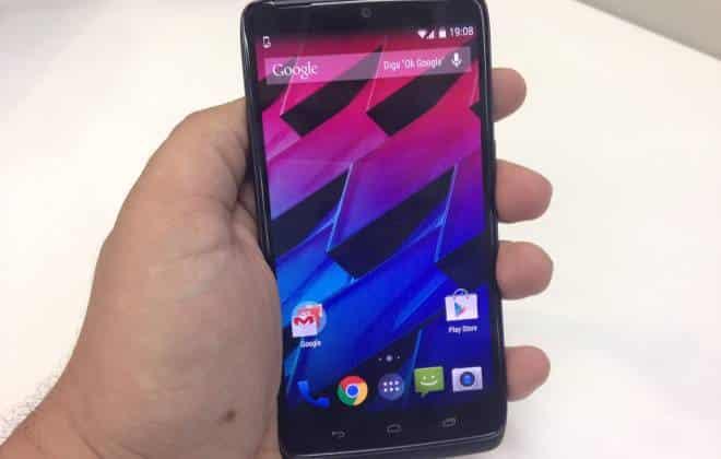 Motorola aumenta preço do Moto Maxx no Brasil em R$ 200