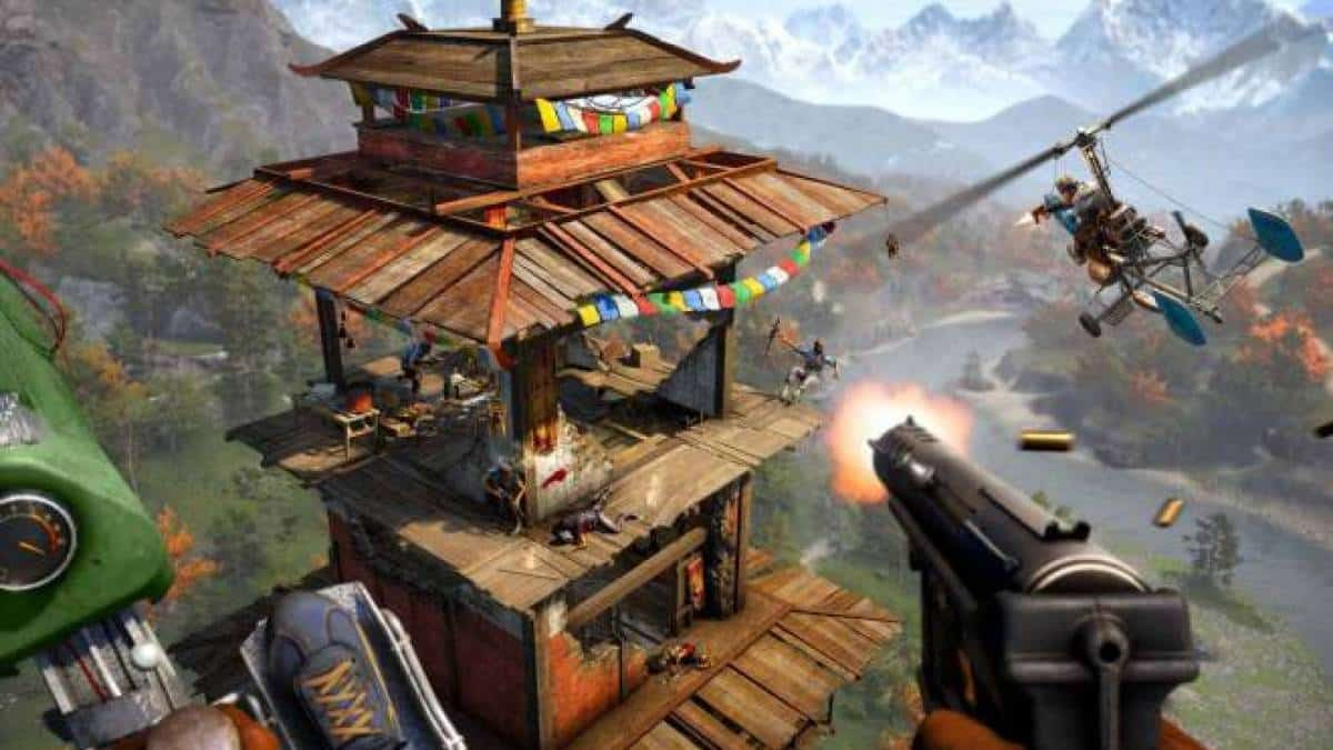 screenshot far cry 4