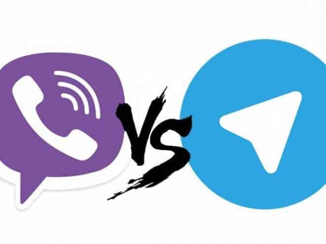 """""""Barraco"""" entre Viber e Telegram deve virar caso de justiça"""