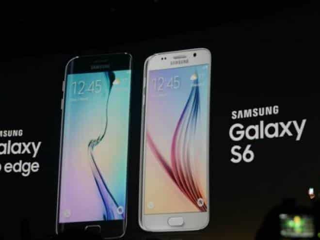 Galaxy S6 chega ao Brasil em abril