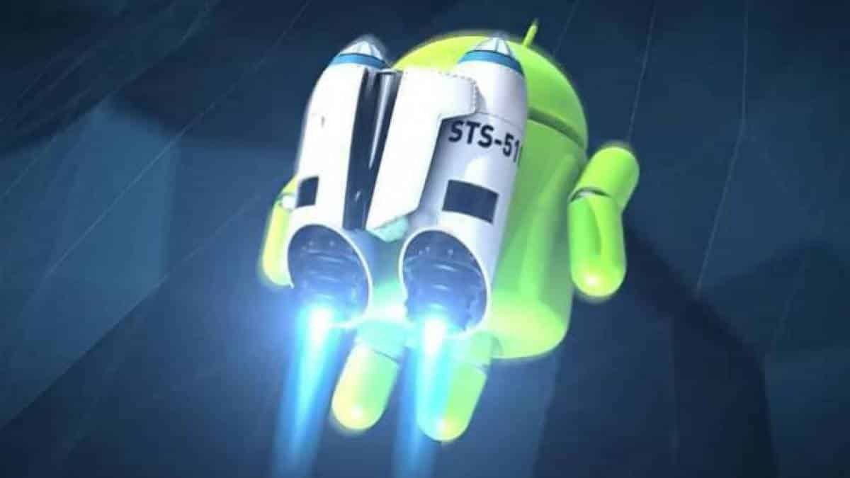 Android a jato
