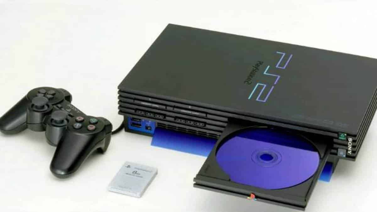 ps2 playstation 2