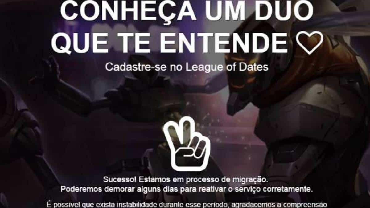 League of Dates