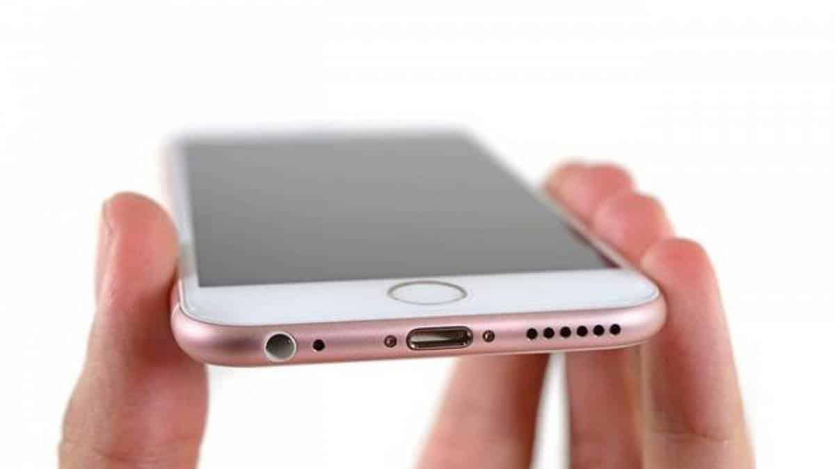 iPhone 6S por dentro