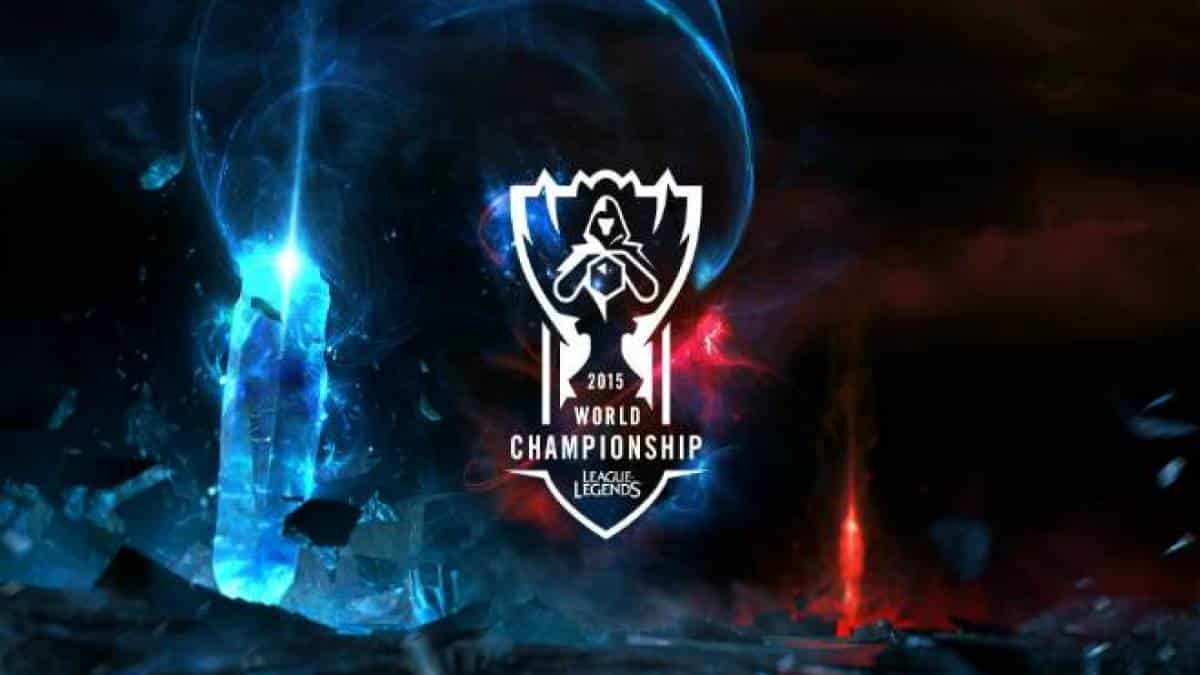 world championship league of legends 2015
