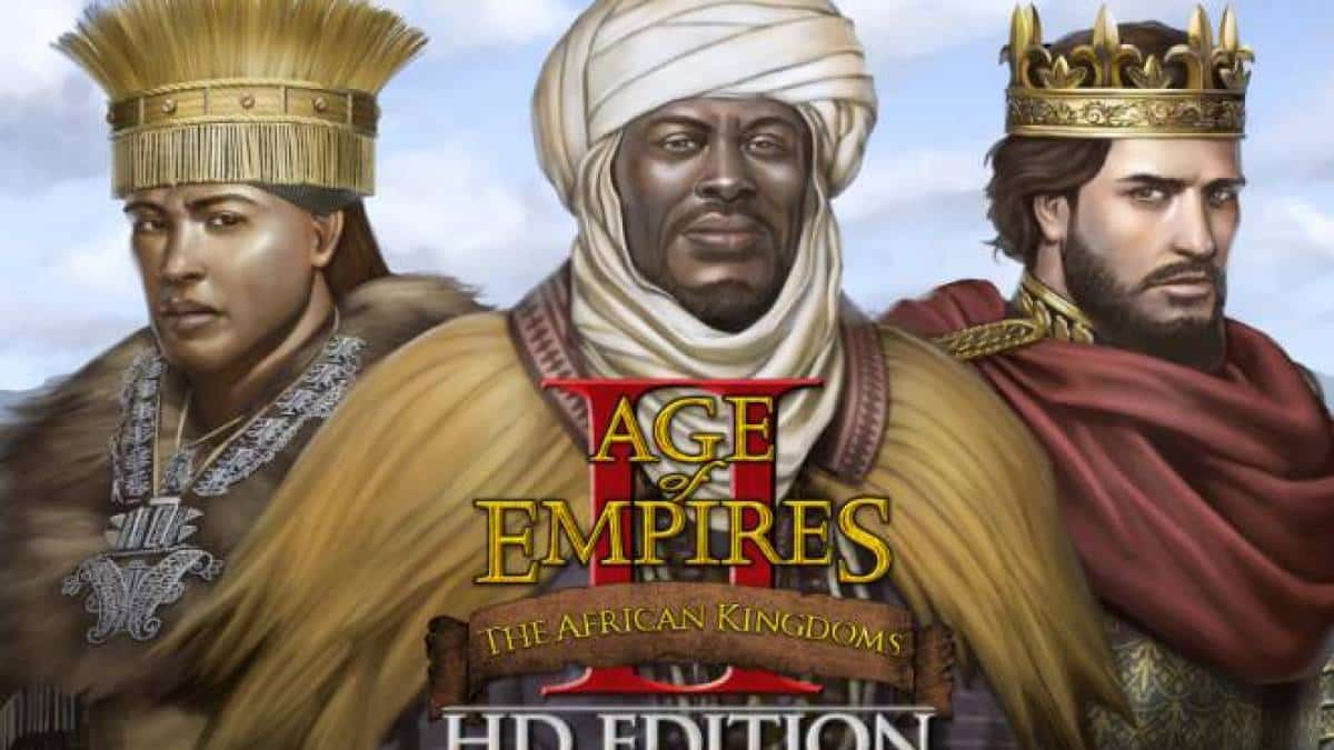 Age of Empires II - The African kingdoms expansão