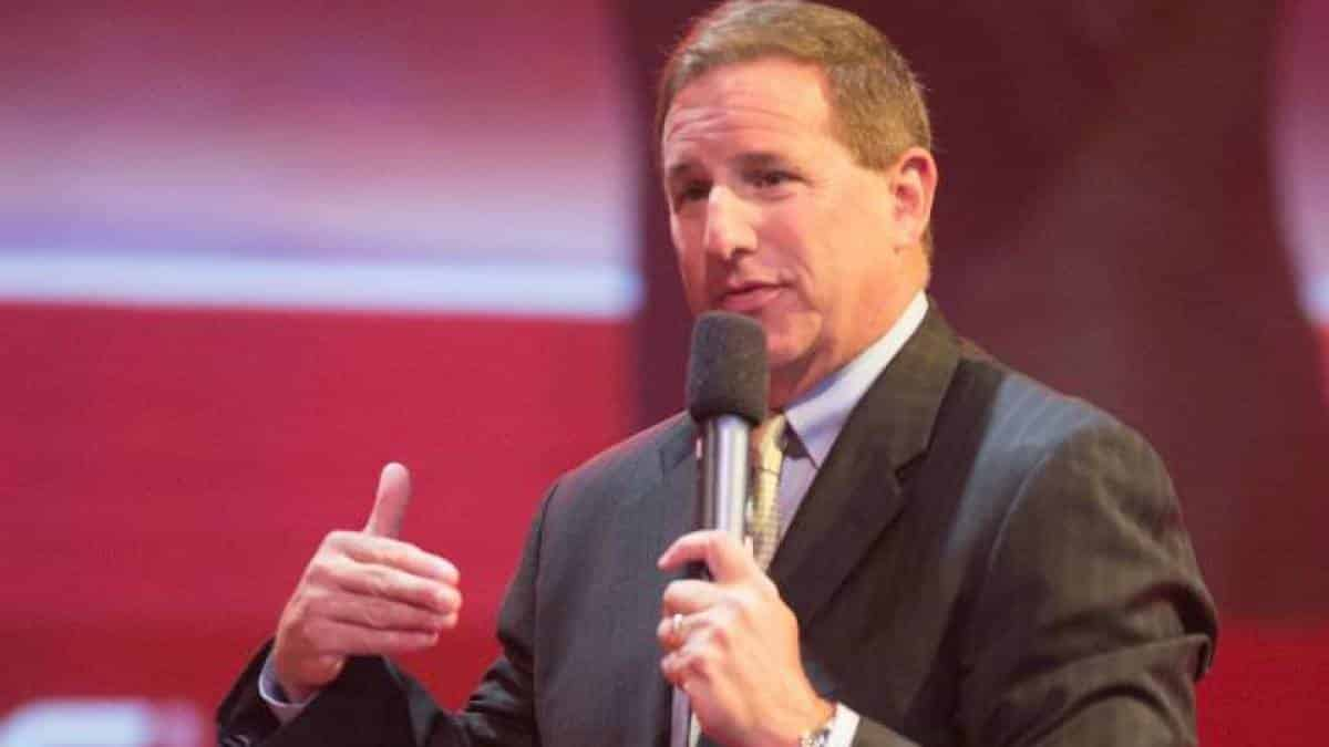 Mark Hurd CEO presidente da Oracle