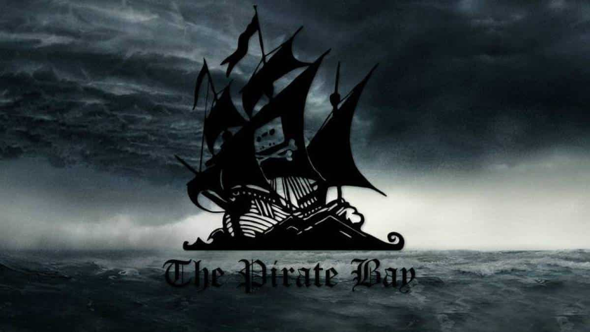 pirate bay pirataria