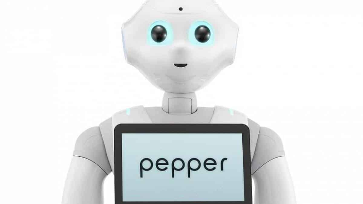 Robô Pepper