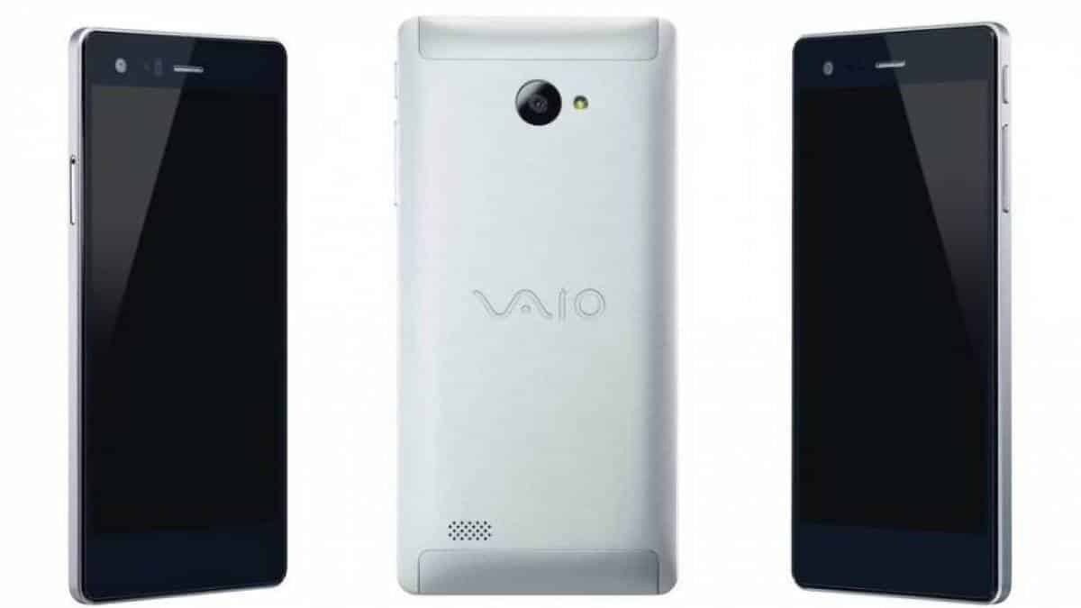 VAIO Phone Biz Windows