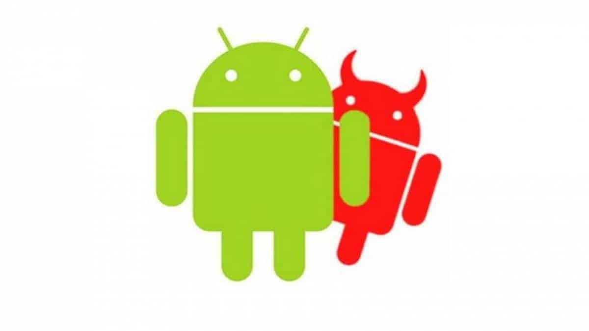 Android malware virus