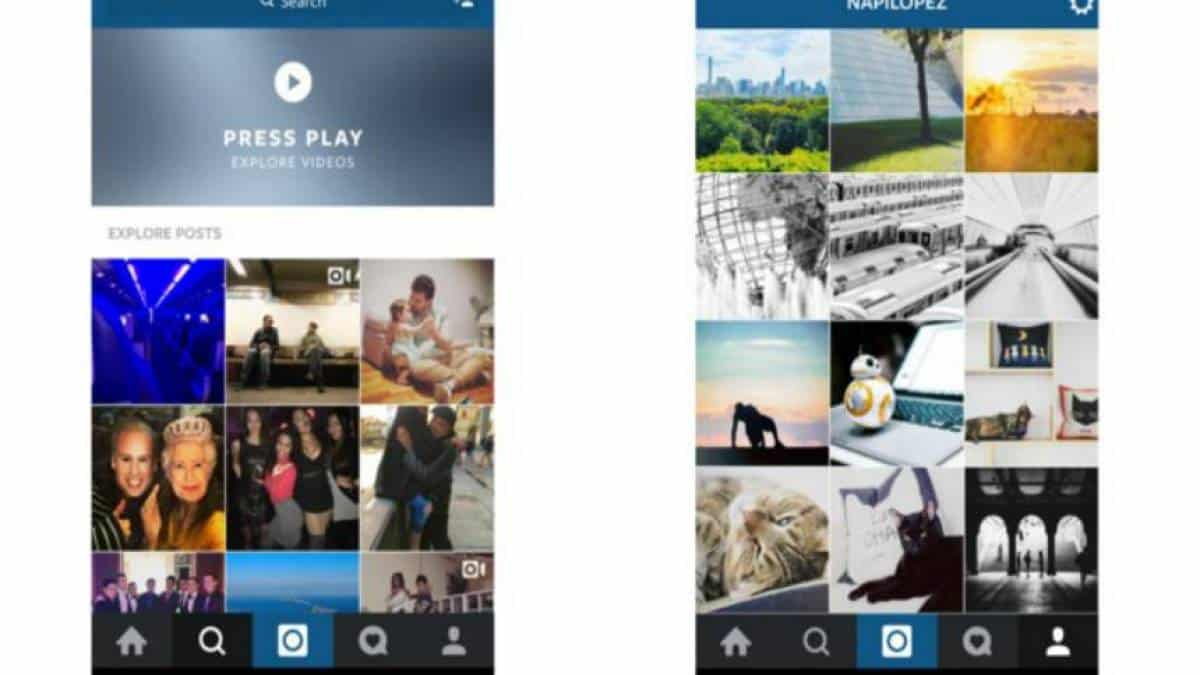 Instagram Beta Windows 10 Mobile