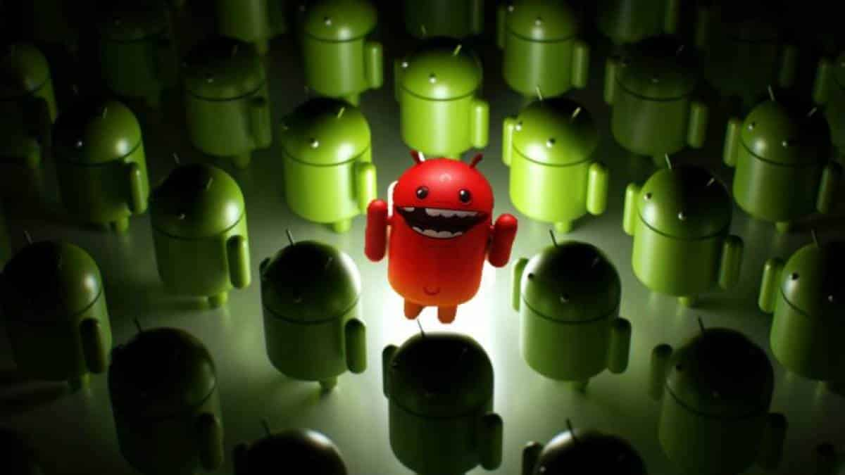 android virus android