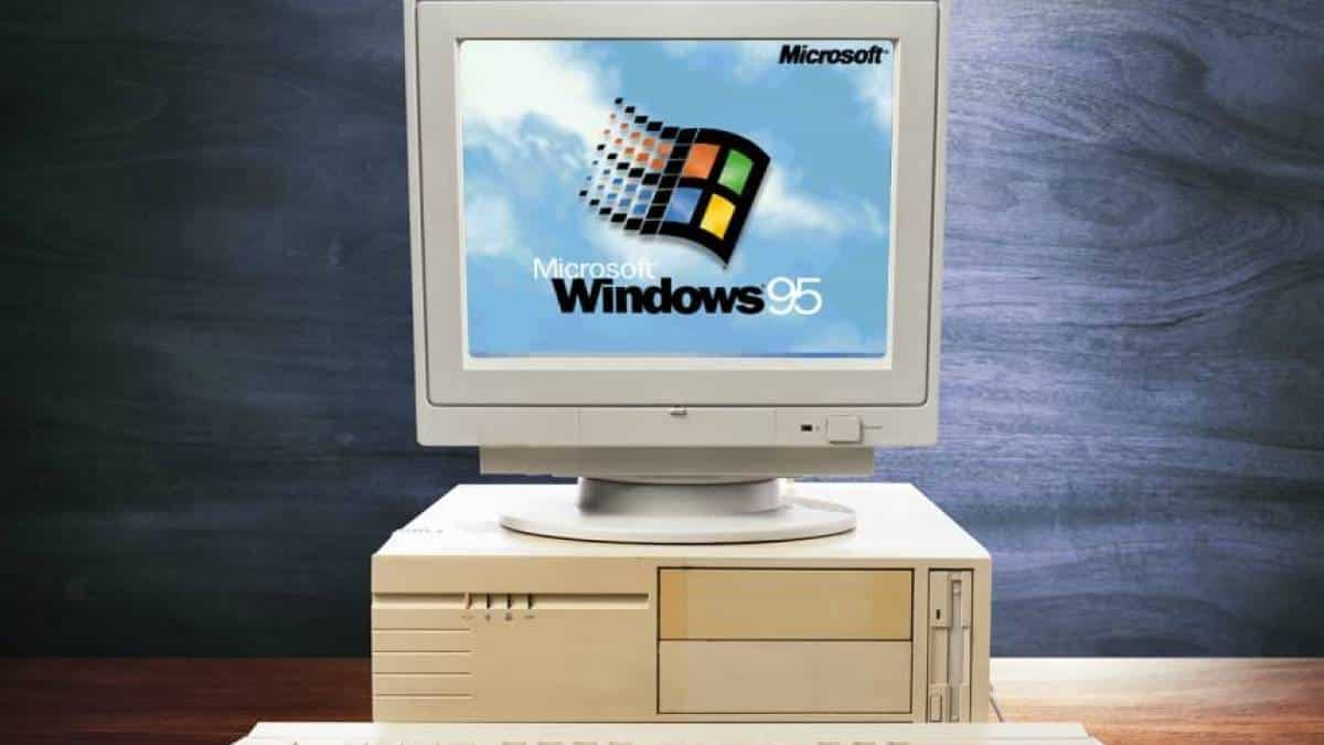 Desenvolvedor converte Windows 95 em aplicativo para Windows