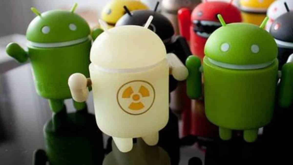 android nuclear