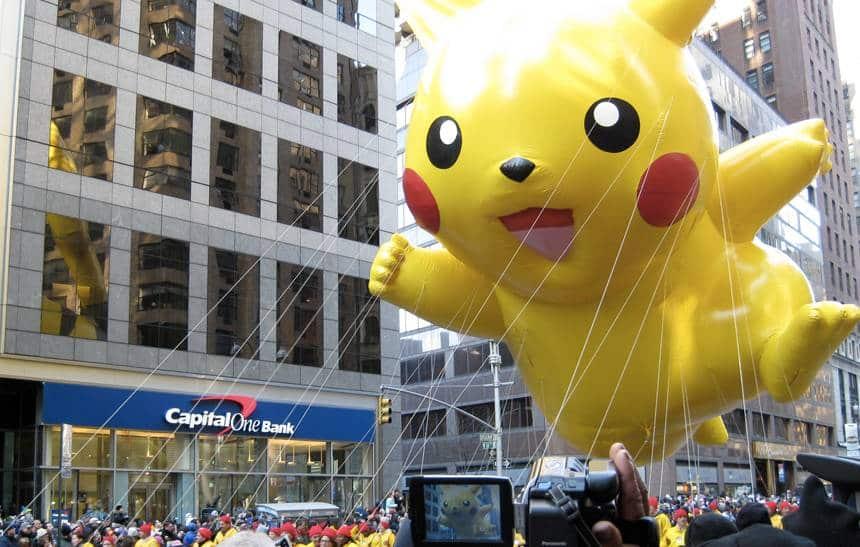 Sucesso de Pokémon Go faz Nintendo valer mais que a Sony