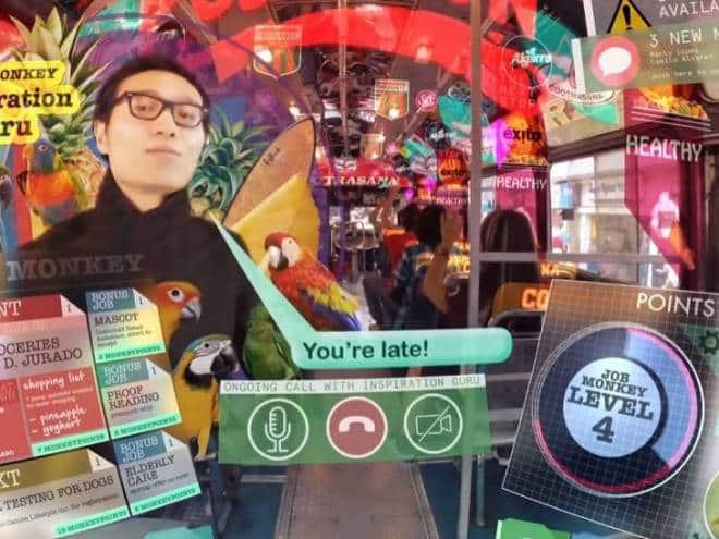 Vídeo mostra como pode ser a vida com a realidade aumentada
