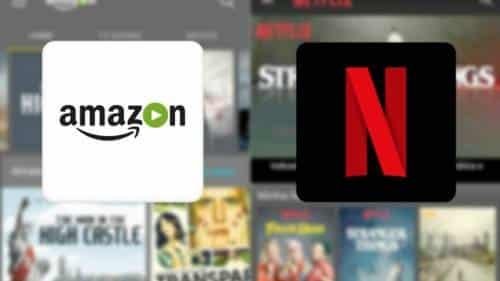 Amazon Prime Video tem catálogo 5x maior do que Netflix, mas