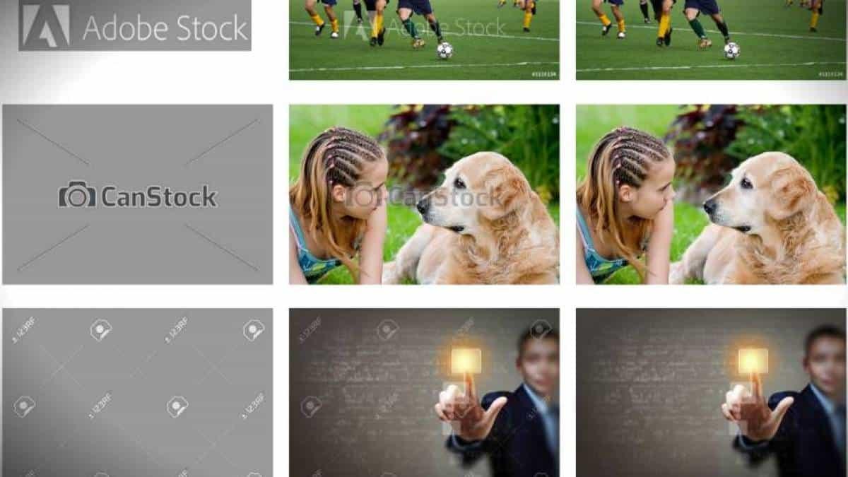 Google cria algoritmo capaz de remover marcas-d'água de fotos