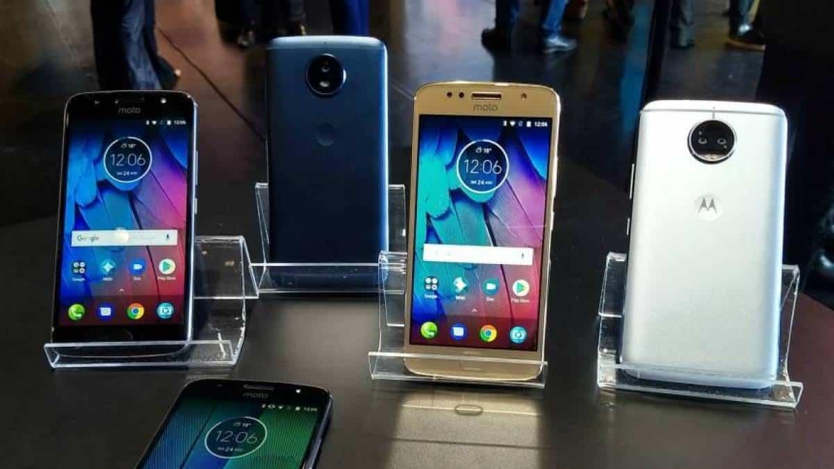 Motorola libera Android Oreo para o Moto G5 e para o Moto G5s