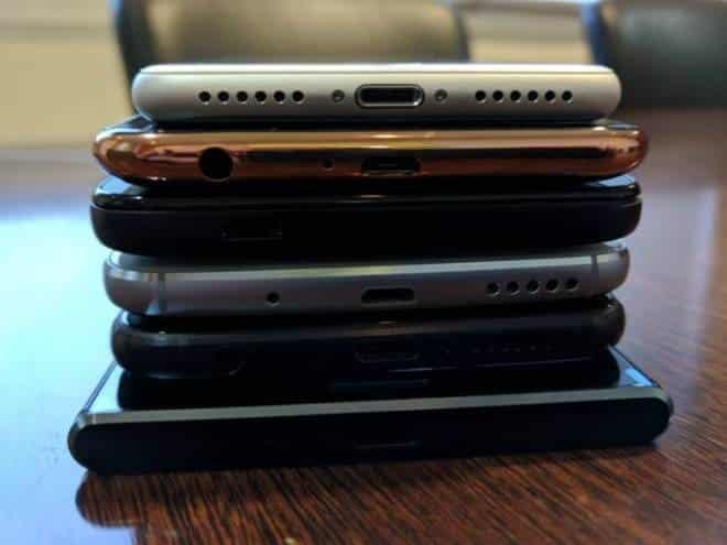 Os melhores smarphones de até 1.500 reais de 2018