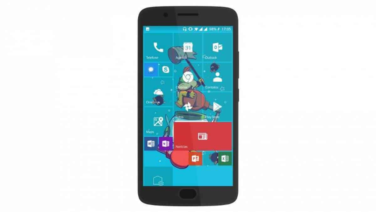Android Windows Phone