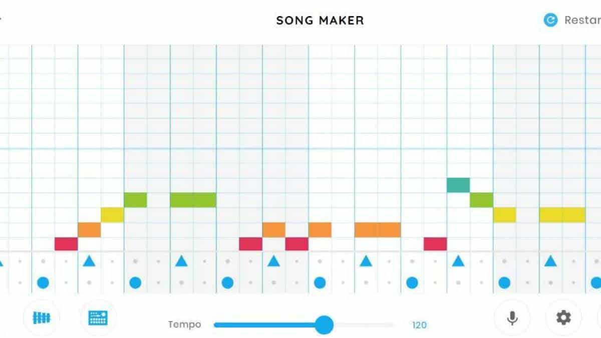 Google Song Maker