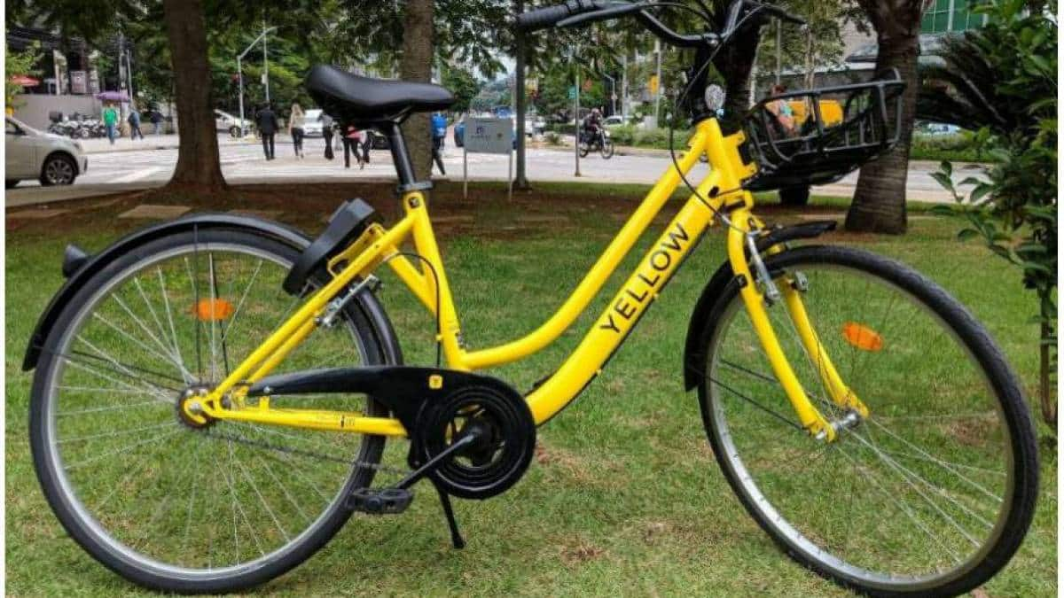 Bicicleta Yellow