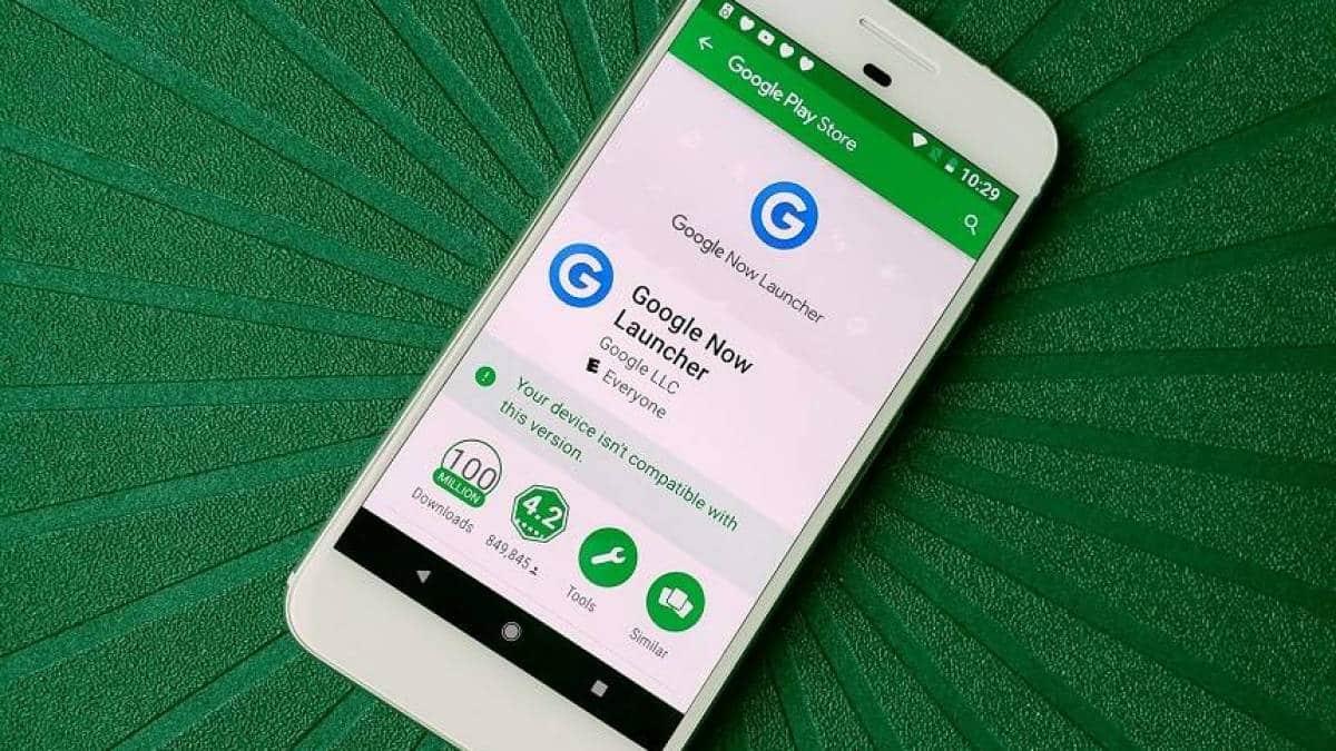 Google Now Launcher é aposentado