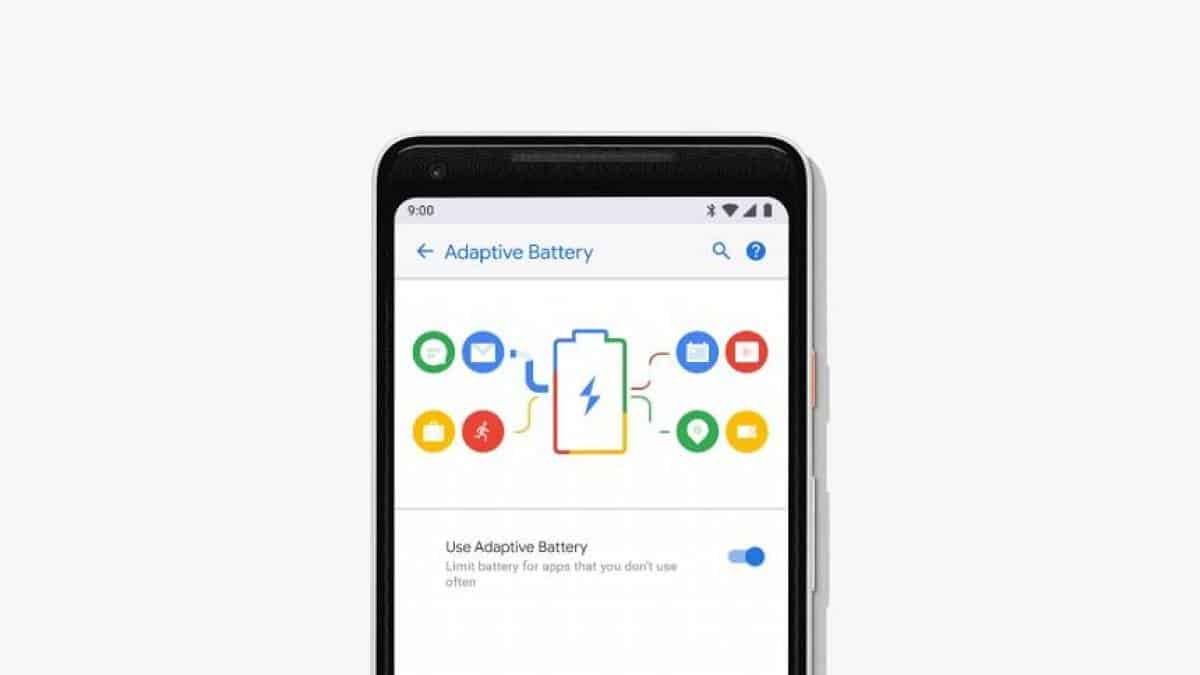 android adaptive battery