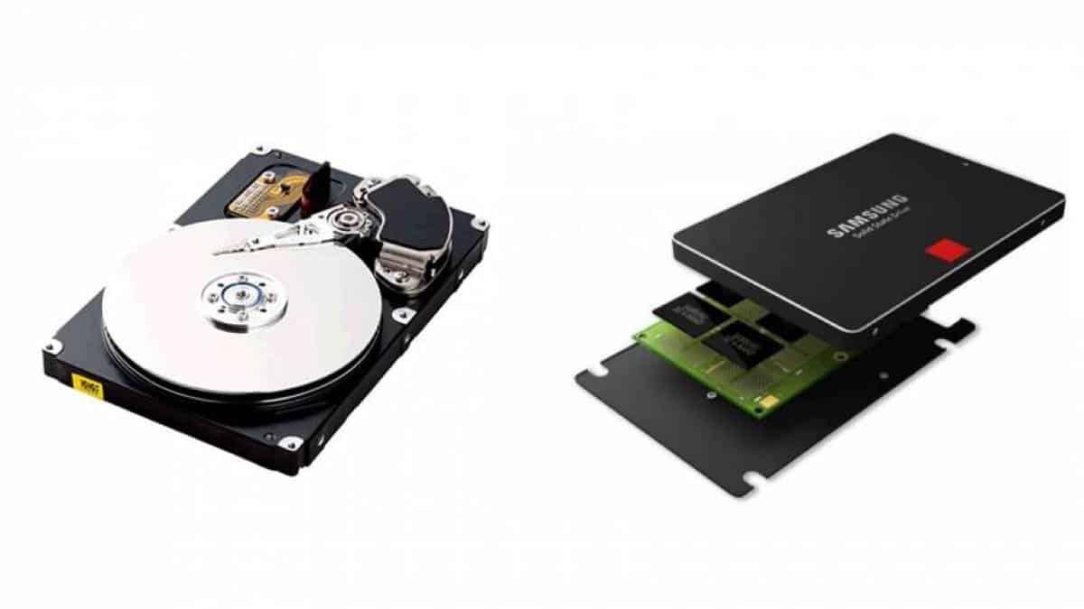 HD x SSD