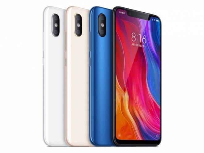 Xiaomi anuncia novos smartphones Mi 8 com 6 GB de RAM