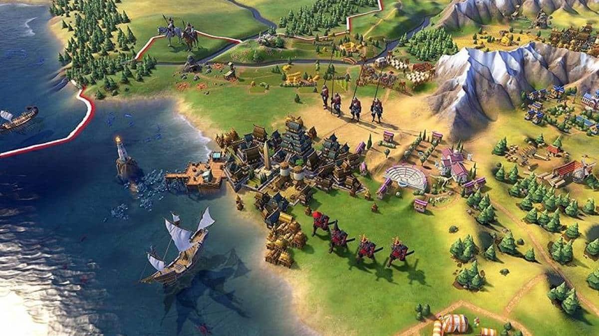 Civilization VI terá versão para Nintendo Switch