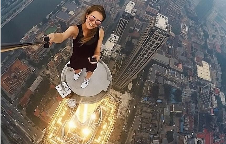 Desde 2011, ao menos 259 pessoas morreram por causa de selfies arriscadas