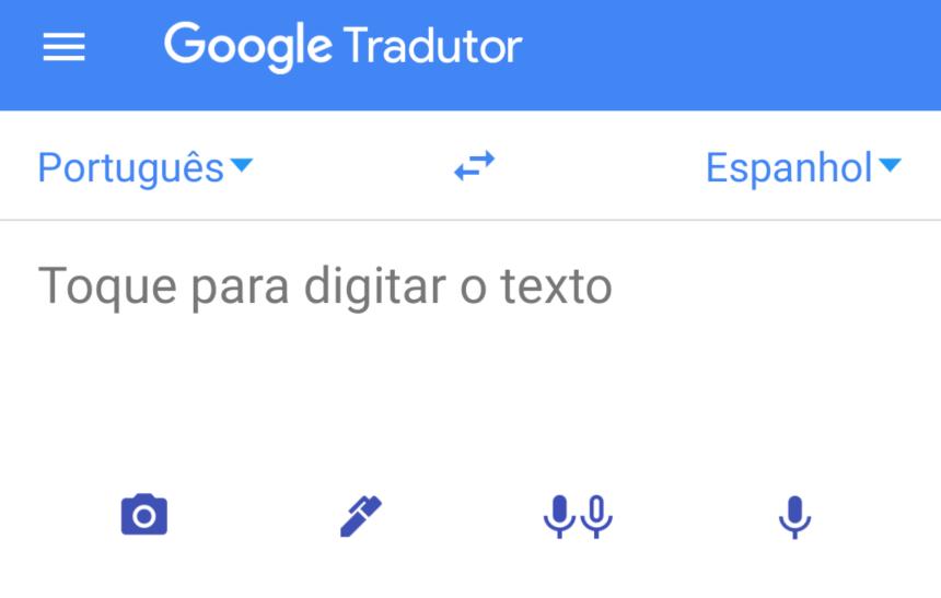 Google Tradutor: como traduzir voz e imagem pelo celular