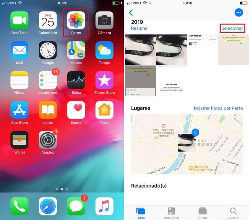 Como Enviar Fotos Pelo Whatsapp No Iphone Sem Perder Qualidade Olhar Digital