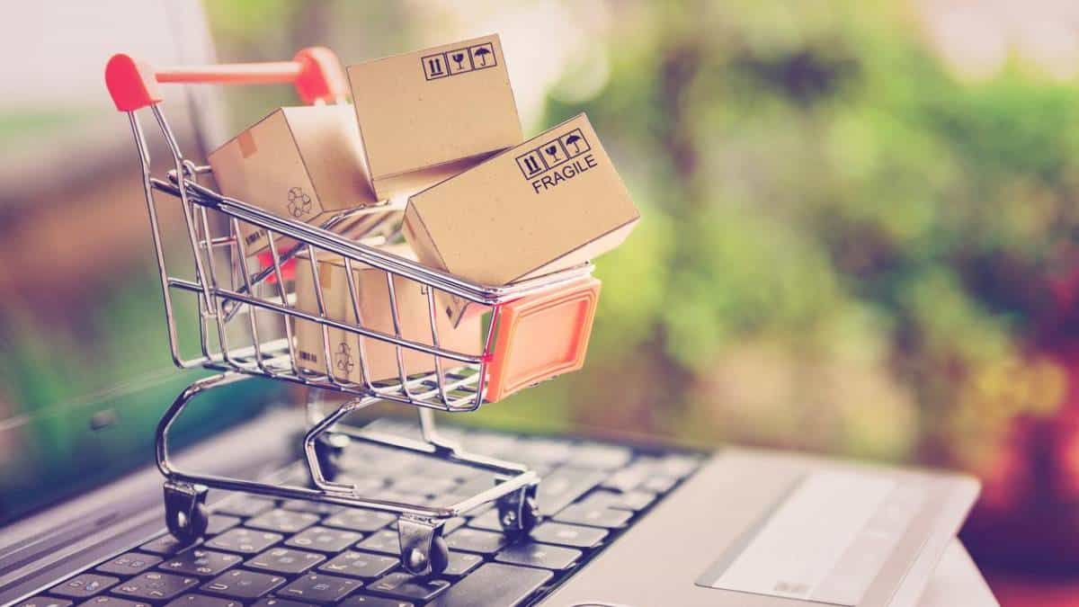 Compras online e-commerce