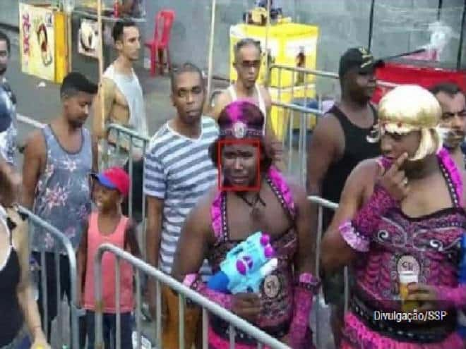 Sistema de reconhecimento facial ajuda policiais na Bahia