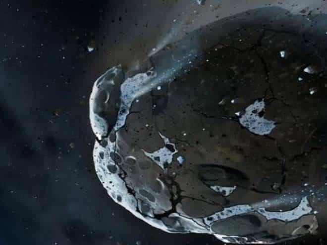 Cinco asteróides passarão 'raspando' pela Terra nesta sexta-feira