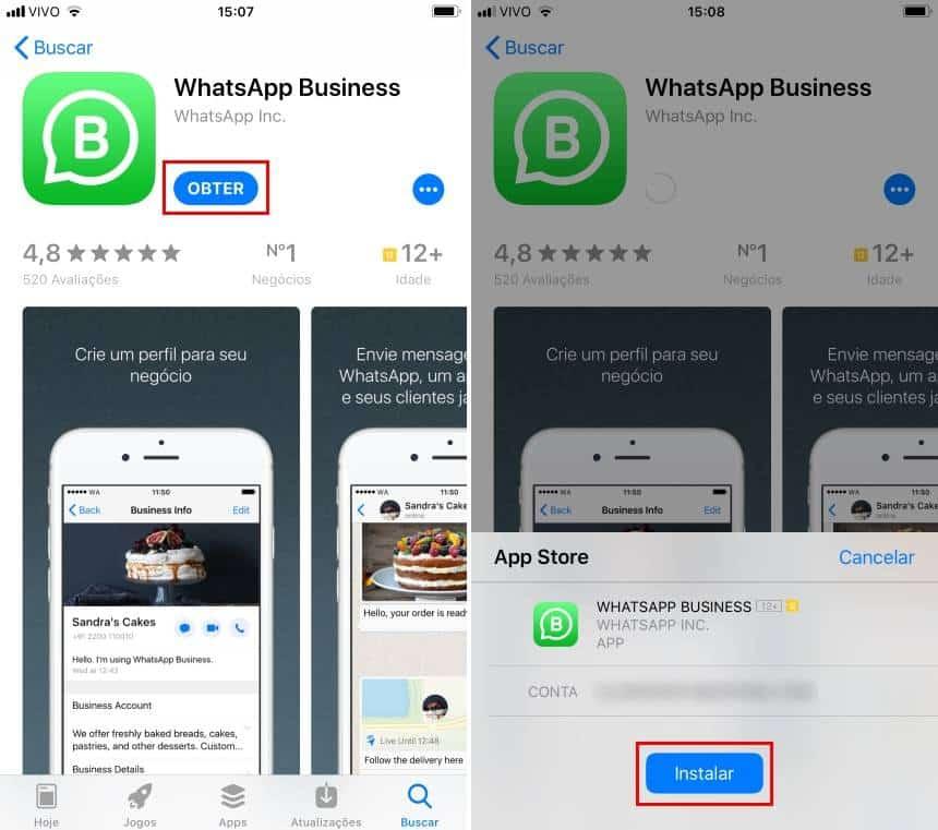 Como Instalar O Whatsapp Business No Iphone Olhar Digital