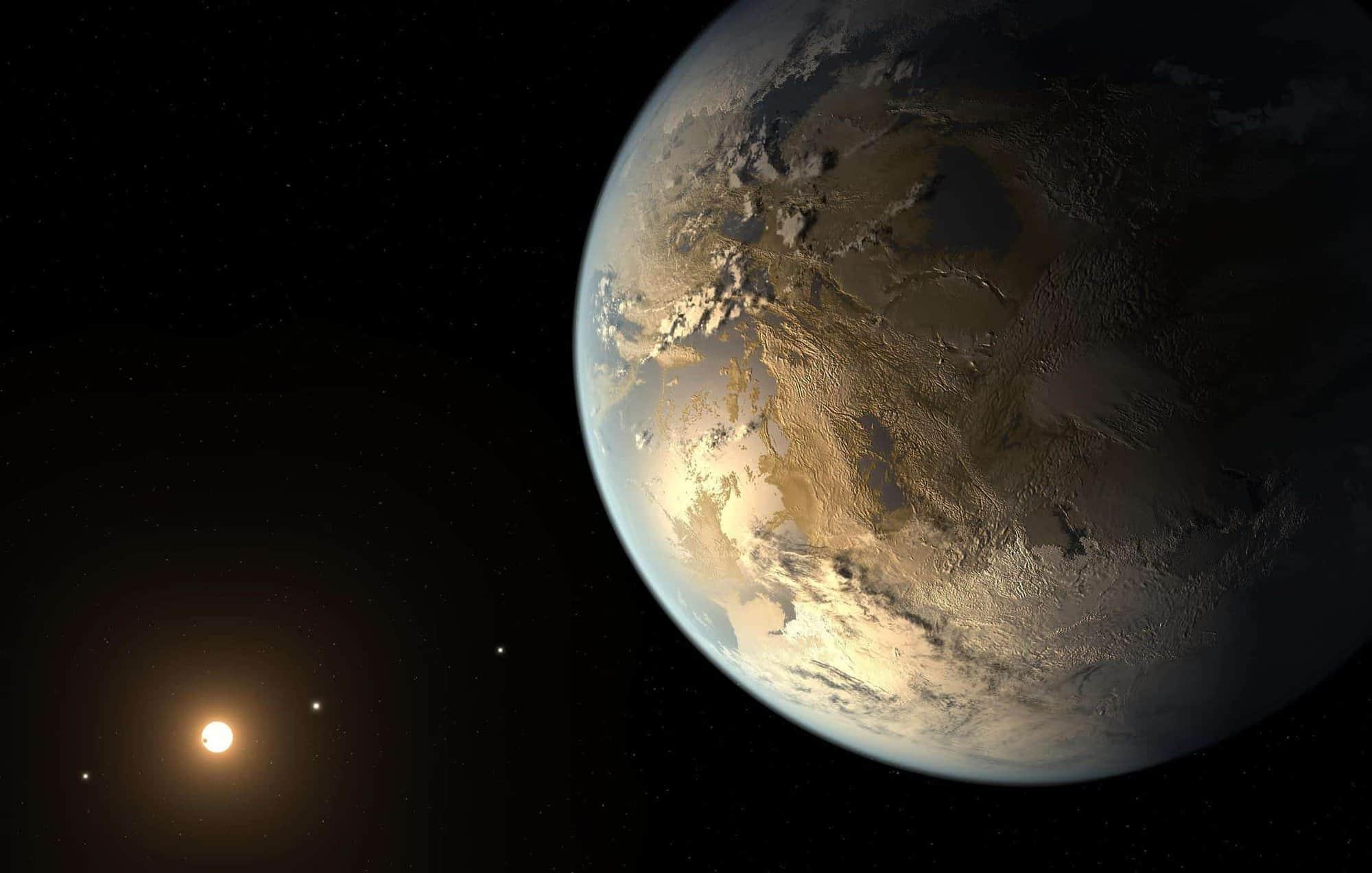 Astrônomos descobrem método promissor para detecção de exoplanetas