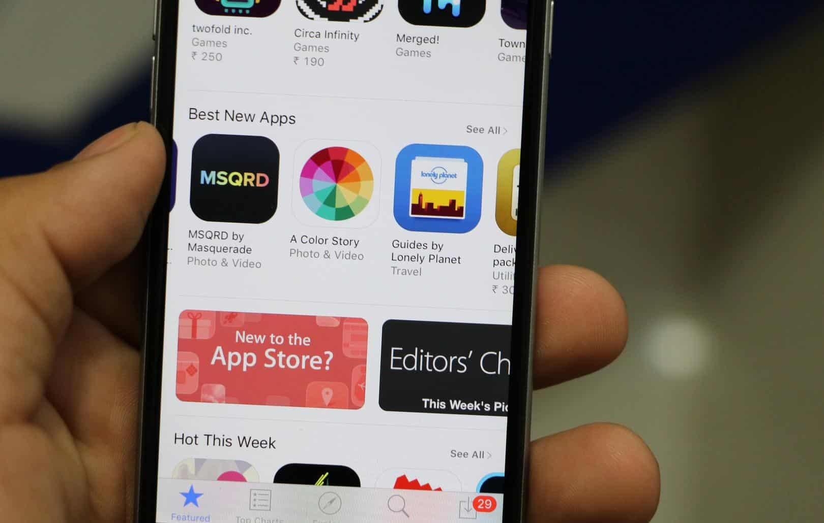 Apple remove mais de 30 mil apps não aprovados da App Store chinesa