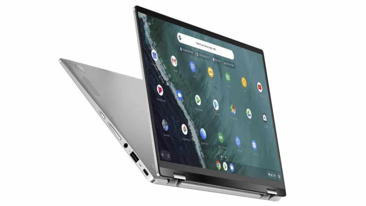 ASUS lança o novo Chromebook Flip C434