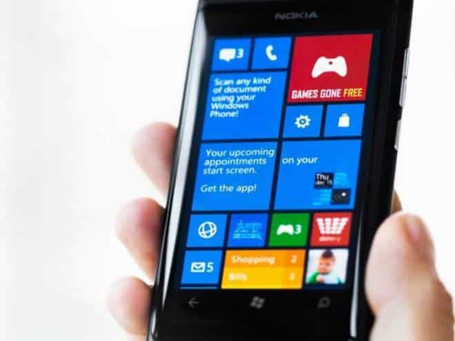 Microsoft irá encerrar loja do Windows Phone 8.1