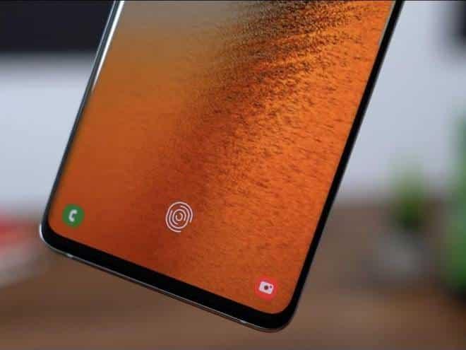 Samsung irá corrigir bug na leitura de impressões digitais do S10